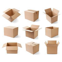 REGULAR SLOTTED CARTONS